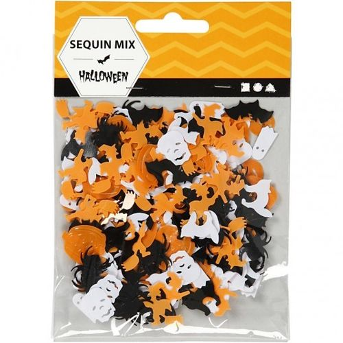Halloween Pailletten Mix 15 g